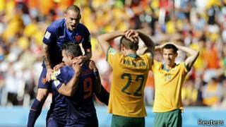 Netherlands ta doke Australia 3-2