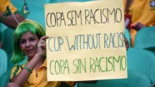 Copa sem racismo (AFP)