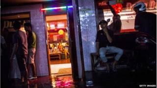 印尼泗水多莉巷红灯区