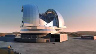 Обсерватория в Чили