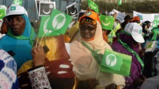 Doorashada Mauritania