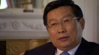 中國建設銀行董事長王洪章曾任職中國央行。