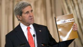 John Kerry (AFP)