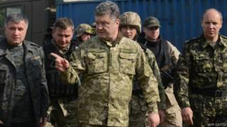 युक्रेनी राष्ट्रपति