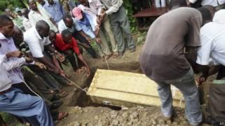 Mortos no Quênia (AP)
