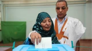 الانتخابات في موريتانيا