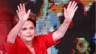 Dilma Rousseff / Crédito: AP