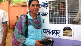 विमला मंडा अपनी नौकरी से ख़ुश हैं