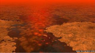 Mar de Titã (Nasa)