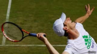 Andy Murray niwe wegukanye igikombe cy'umwaka ushize