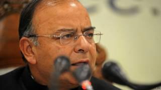 अरुण जेटली, वित्त मंत्री, भारत