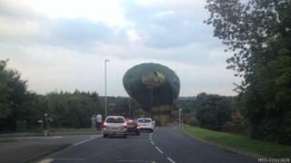 नार्थेंप्टन गर्म हवा का गुब्बारा