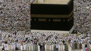 मक्का, शिया धर्मस्थल