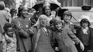 Jimmy Savile | Getty