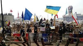 Ukraine gufatanya n'U Burayi