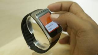 Смартчасы Samsung Gear Live