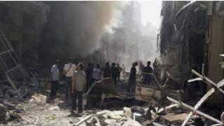 خشونت های سوریه