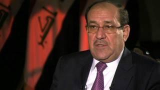 इराकी प्रधानमंत्री नूरी मलिकी