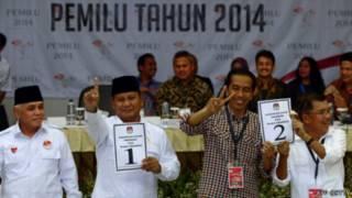 Prabowo Hatta- Jokowi Jusuf Kalla