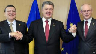 Ukraina dan Uni Eropa