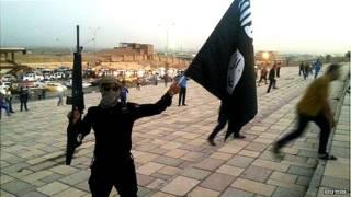 Militante de ISIS