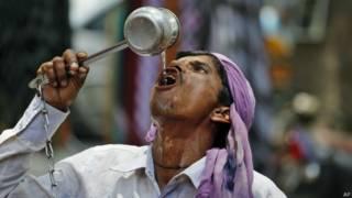 पीने का पानी