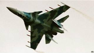 इराक़, रूसी जेट सुखोई विमान