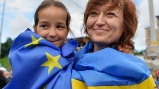 Соглашение об ассоциации с ЕС ратифицировано