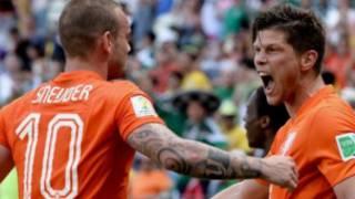 荷蘭苦戰90分鐘最後一刻反敗為勝