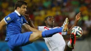 哥斯达黎加在120分钟内1-1战平希腊