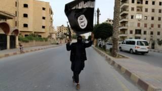 Боец ИГИЛ