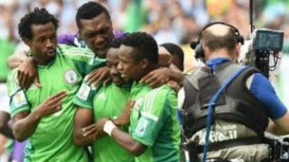 Kai tsaye: Nigeria da Faransa