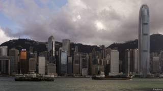 香港金融區(18/06/2014)