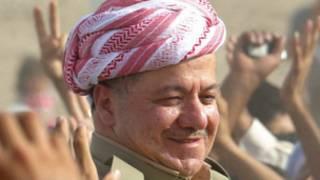 Massoud Barzani, kiongozi wa Iraq Kurdistan