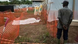 इबोला, अफ़्रीका