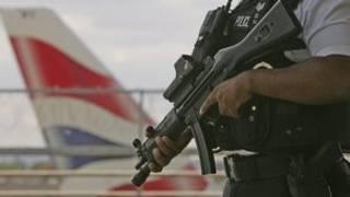 英國機場安全
