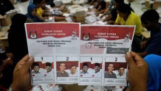 surat suara