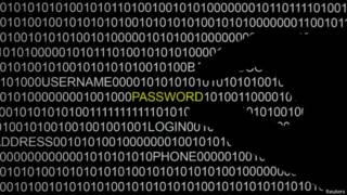 Ilustracion de cibercrimen