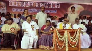 நாடாளுமன்றத் தேர்தல் பிரச்சாரத்தில் கருணாநிதி (ஆவணப்படம்)