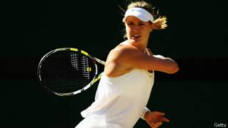 Bouchard ganó Wimbledon en 2012, en categoría juvenil.