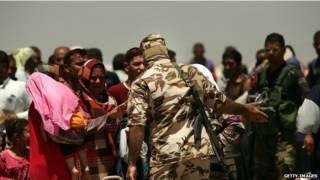 इराक़ में फंसी भारतीय नर्स
