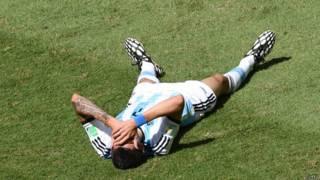 Ángel Di María, camisa 7 da Argentina | Crédito: Getty