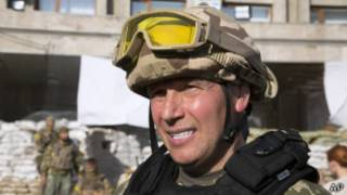 وزیر دفاع اوکراین