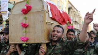 इराक़, शिया लड़ाके, शोक