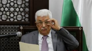 Jagoran Palasdinawa Mahmud Abbas