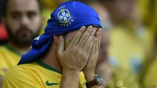 ब्राज़ील के एक प्रशंसक
