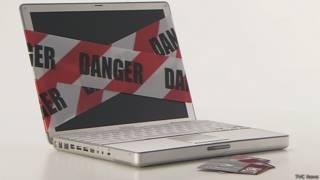 Компьютер подвержен хакерской атаке