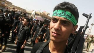 इराक के शिया लड़ाके