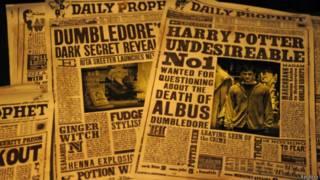 哈利波特與《每日預言導報》