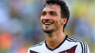 胡梅爾斯將在世界杯德國對陣阿根廷的決賽中上場